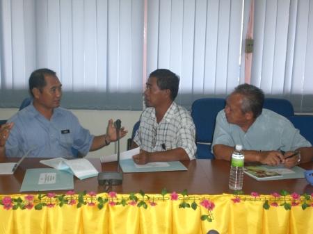 Kumpulan : Kampung COCOS, Lahad Datu
